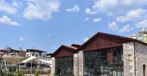 Restore Edilen Nazilli Hangar Binaları Göz Kamaştırıyor
