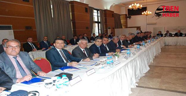 TCDD Yeniden Yapılanma Ve Yatırım Toplantısı