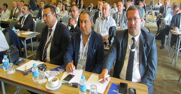 3.Uluslararası Demiryolu Konferansı İstanbul'da Düzenlendi
