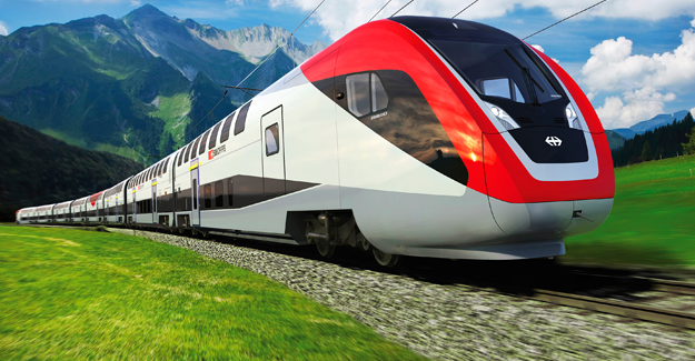 Bombardier Transportation Türkiye'de Yatırım Yapacak