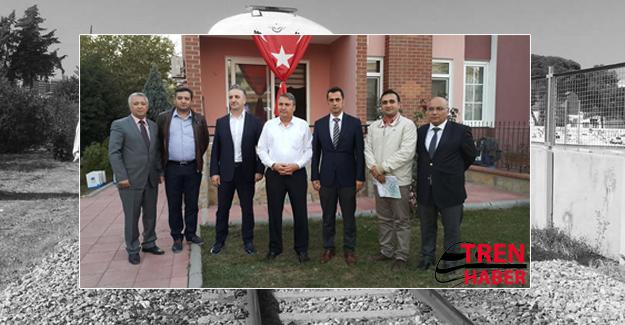İzmir Menemen - Manisa arası 3 hatlı hale getiriliyor