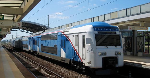 Portekiz'de Tren yolcularından ilginç istek
