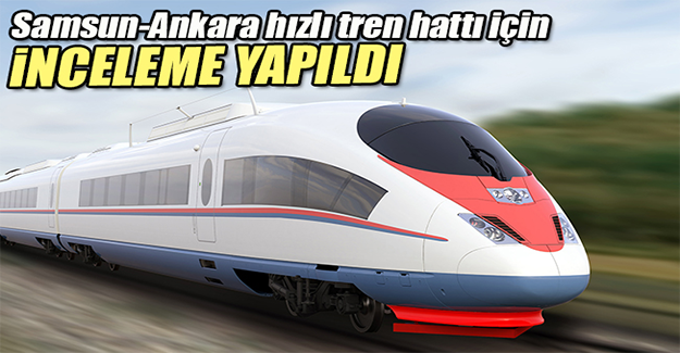İsa Apaydın Samsun'da! İşte Samsun'un demiryolu projeleri!