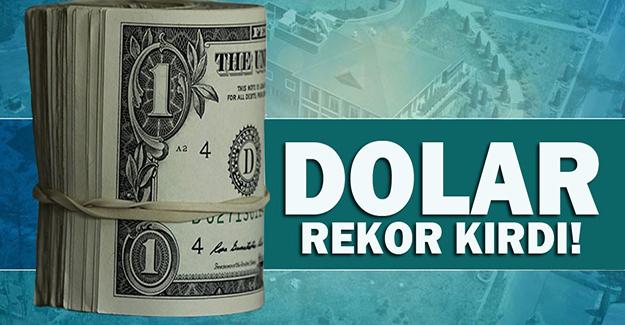 Dolar ve Euro'dan rekor üstüne rekor!