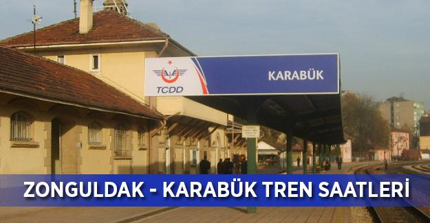 Karabük Zonguldak Tren Saatleri 2017 Güncel