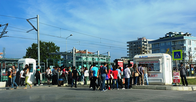 Samsun'da tramvay kazalarının önüne geçilecek