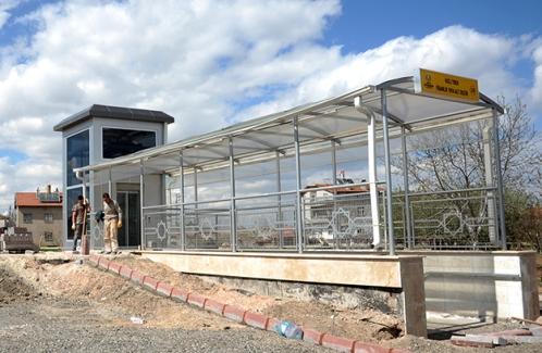 Konya-Karaman Hızlı Tren Hattında 7 Alt Geçit Tamamlandı
