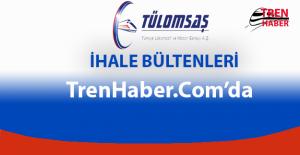 Tülomsaş 103 AdetEanossTipi Yüksek Kenarlı Yük Vagonu Alım İhalesi