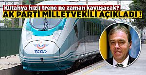 Kütahya Hızlı Tren projesi ne zaman başlayacak?
