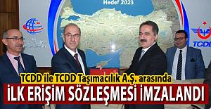 TCDD ile Taşımacılık A.Ş. arasında...