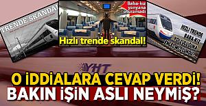 """TCDD Taşımacılık A.Ş'den """"İslama Aykırı"""" iddialarına yalanlama"""