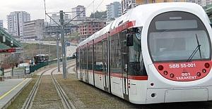 Samsun'da Ücretsiz Tramvay'ın Saatleri Değişti