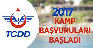 TCDD 2017 Kamp Başvuruları Başladı