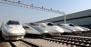 Çin Malezya'ya 22 Hızlı Tren Seti...