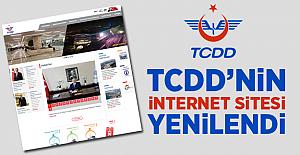 TCDD'nin İnternet Sitesi Yenilendi