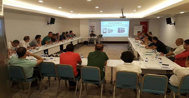 Milli Yük Vagonu Değerlendirme Toplantısı Antalya'da Yapıldı