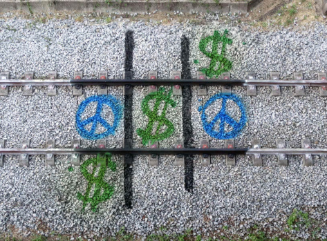 Demiryolunda Sanat