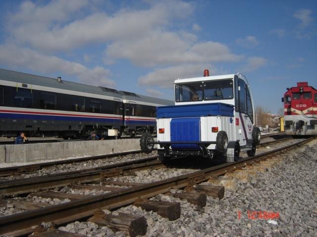 Modern Drezin CGC Rail Car