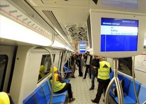 İstanbul' da Nerelere Metro Yapılacak?