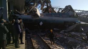 Ankara Yüksek Hızlı Tren Kazası