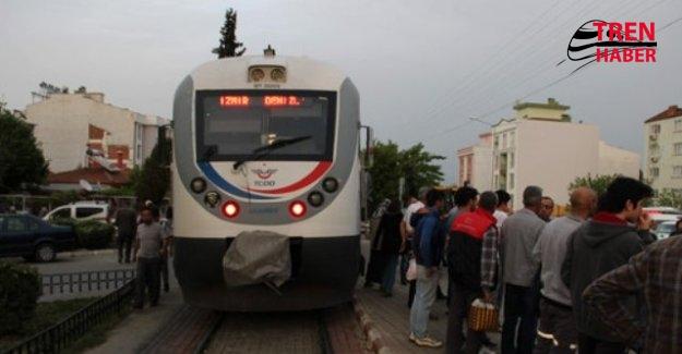 Aydın Efeler'de Trenin Çarptığı Şahıs Hayatını Kaybetti