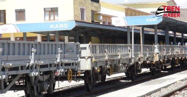 Bakü Tiflis Kars Demiryolu Projesinde Sona Gelindi