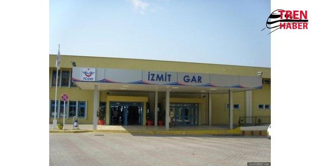İzmit'e Yeni Bir Demiryolu Hattı Geliyor