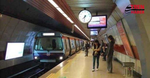Osmanbey Yenikapı Metro Hattı ve Taksim-Kabataş Füniküler Seferleri Durdu