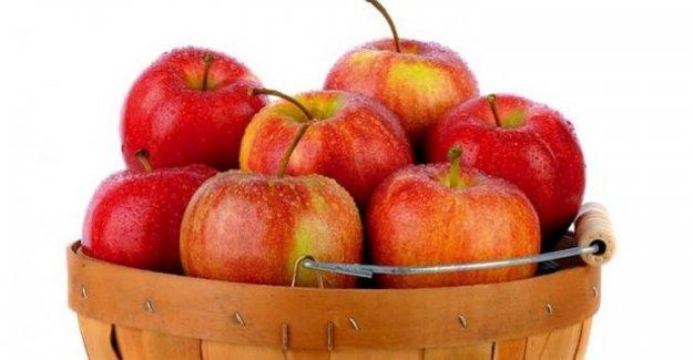 Diyet Menüsünden Elmayı Eksik Etmeyin