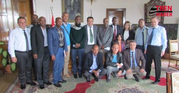 TCDD'den Cibuti ve Etiyopya Demiryolu Çalışanlarına Eğitim