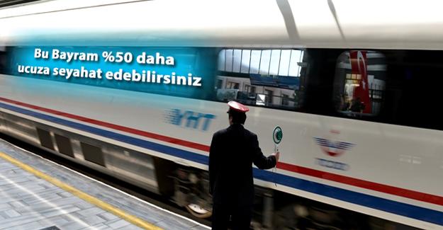 Bayramda trenlerde indirim var mı? Trenler bayramda ücretsiz mi?