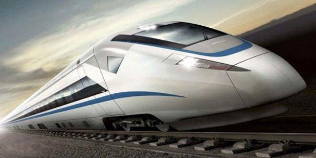 Sivas - Malatya Hızlı Tren Etüt Projesi 2017'de
