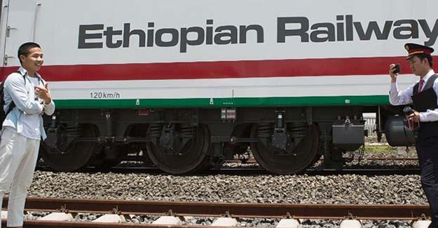 Afrika'yı şimdide Çin sömürecek! Demiryolu ile kendisine bağlıyor