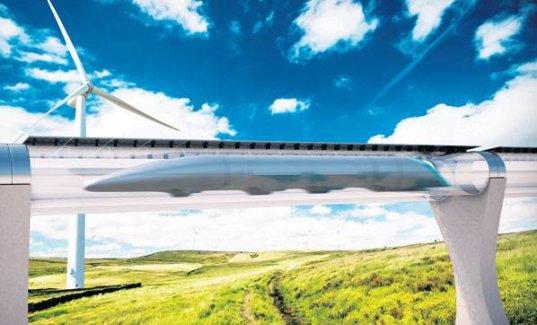 İlk Hyperloop trene Dubai talip oldu