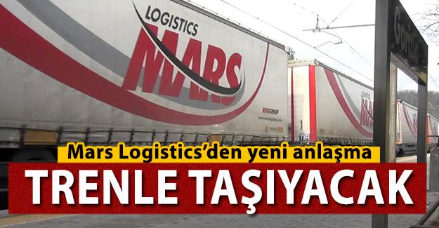 Mars Logistics'den Almanya - Türkiye arasında Blok Tren İşletmeciliği