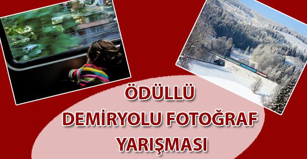 Ödüllü demiryolu fotoğraf yarışması!