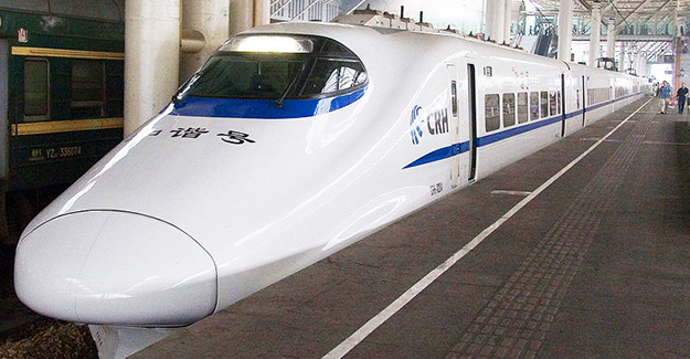 Çin hızlı tren ağını 30 bin kilometreye çıkaracak