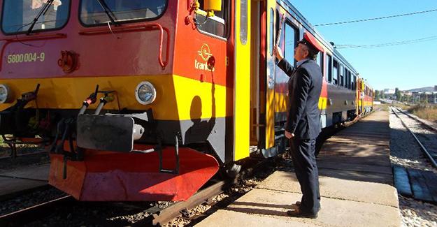 """Balkanlarda tehlikeli """"tren"""" gerginliği"""