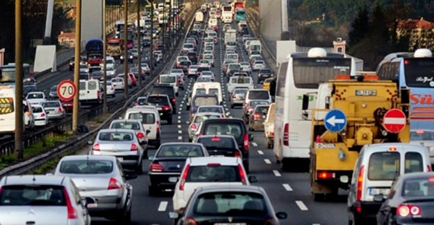 Motorlu Taşıtlar Verginizi Ödediniz Mi? Yarın Son Gün!