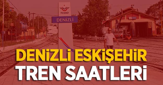 Denizli Eskişehir (Pamukkale Ekspresi) Tren Saatleri 2018 Güncel