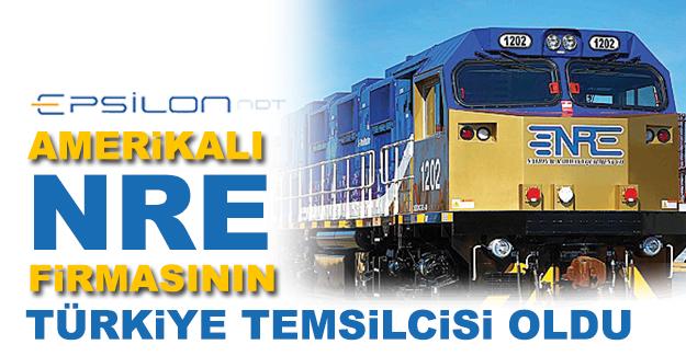 Epsilon-Ndt NRE'nin Türkiye Temsilcisi Oldu