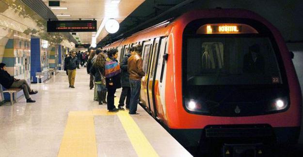 Mahmutbey-Bahçeşehir-Esenyurt Metro İhalesi 31 Mart'ta!