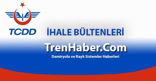 TCDD İzmir 3. Bölge Müdürlüğü 26 Adet Makas Alım İhalesi