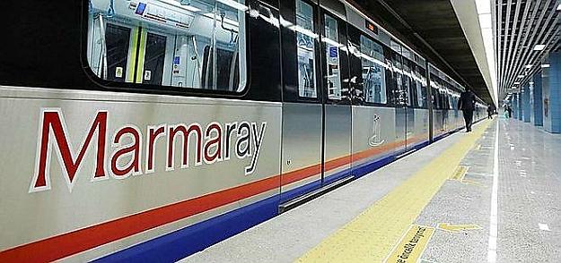 TCDD'den açıklama: Marmaray'da seferlerde sıkıntı yok
