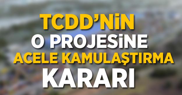 Erzurum Palandöken Lojistik Merkezi İçin Acele Kamulaştırma Kararı Verildi