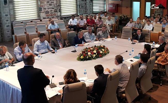 İzmir 3. Bölge'de 551 nolu genel emir bilgilendirme toplantısı yapıldı