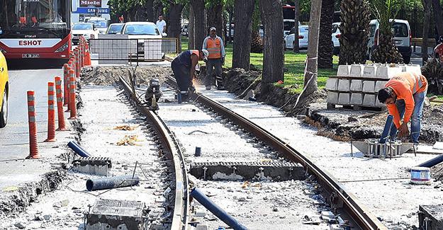 İzmir Konak Tramvayı'nda yeni etaplar start alıyor