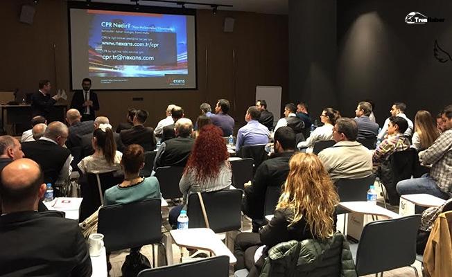Nexans'dan CPR ve LAN Kablolarında Performans Seminerleri