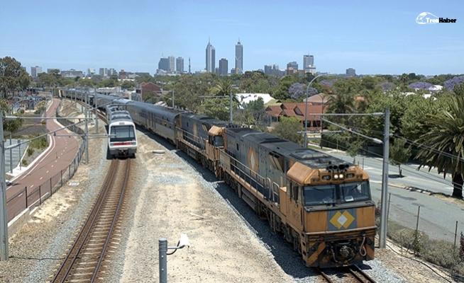 Nairobi-Mombasa demiryolu hattı açıldı