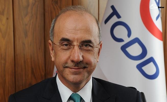 TCDD Genel Müdürü Apaydın'dan Ramazan Bayramı mesajı